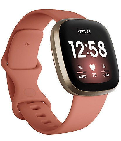 Fitbit Versa 3 GPS Enabled Smart Watch