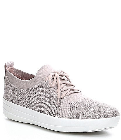 FitFlop F-sporty Uberknit Lace Up Sneaker