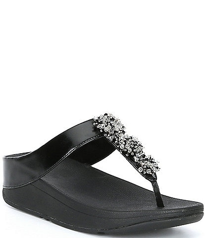 FitFlop Galaxy Toe-Thongs Post Sandals