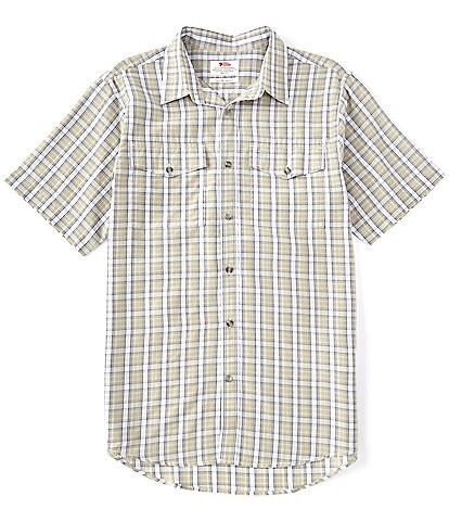 Fjallraven Abisko Cool Short-Sleeve Woven Shirt