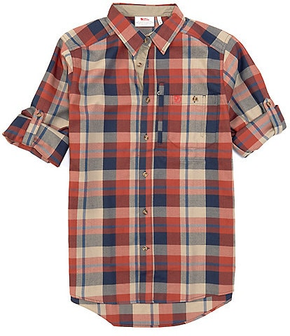 Fjallraven Fjallglim Long-Sleeve Woven Shirt