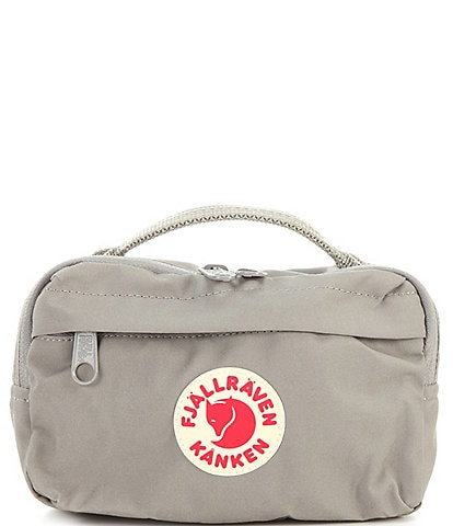 Fjallraven Kanken Hip Pack Logo Label Bag