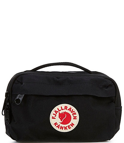 Fjallraven Kanken Hip Pack Logo Label Bag