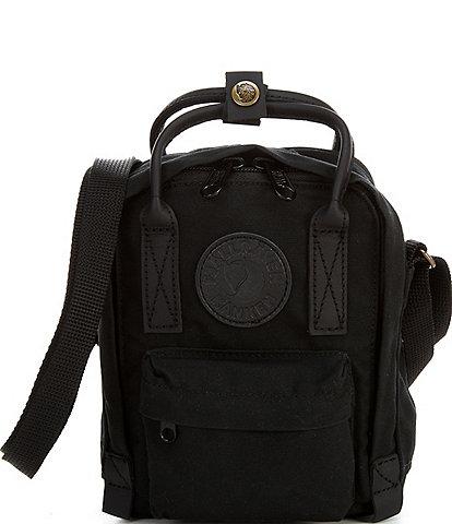 Fjallraven Kanken No. 2 Black Sling Shoulder Bag