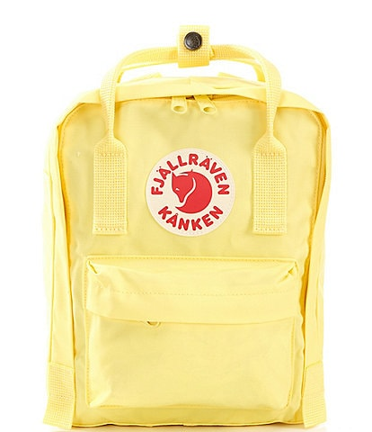 Fjallraven Mini Kanken Water-Resistant Convertible Backpack