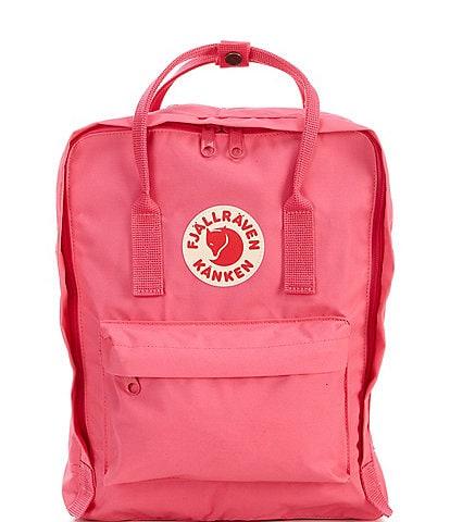 Fjallraven Kanken Water-Resistant Cotton Zipper Convertible Backpack