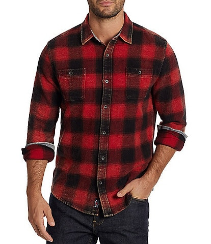Flag and Anthem Long-Sleeve Shaw Western Shirt