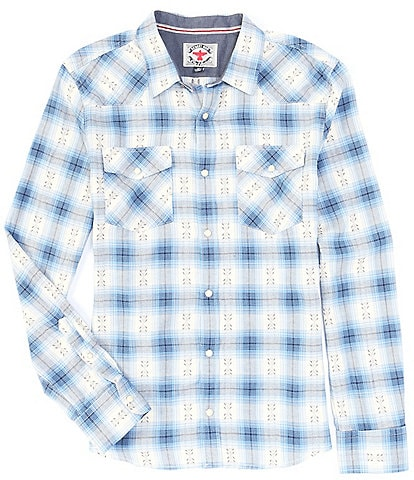 Flag and Anthem Wedgefield Western Long-Sleeve Shirt