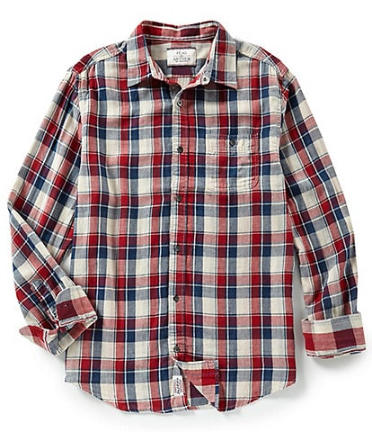 Flag and Anthem Westview Snap Front Long-Sleeve Shirt