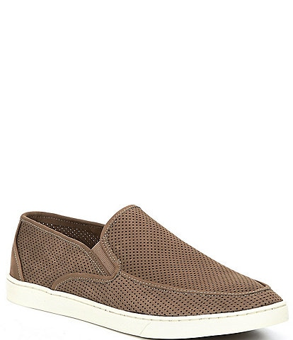 Flag LTD. Men's Belmont Perf Gore Slip-Ons