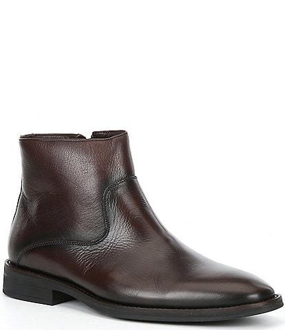 Flag Ltd. Men's Monroe Leather Zip Boots
