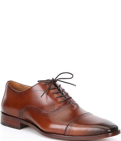 Flag LTD. Men's Noble Cap Toe Dress Shoes