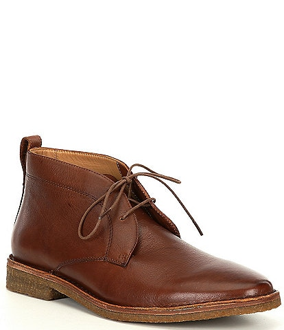 Flag LTD. Men's Rambler Leather Chukka Boots