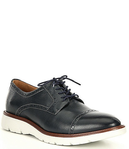 Flag LTD. Men's Shelby Cap Toe Hybrid Oxford Dress Shoes