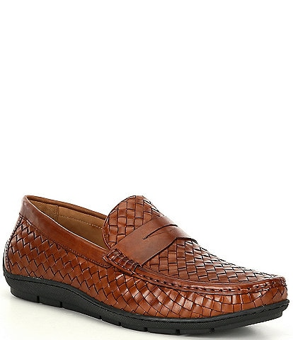Flag LTD. Men's Turbo Woven Penny Loafers