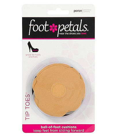 Foot Petals Tip Toes Cushions 3-Pack