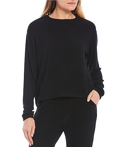 Fornia Coordinating Lounge Long Sleeve Pullover