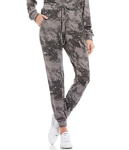 Fornia Coordinating Tie-Dye Lounge Jogger Pants