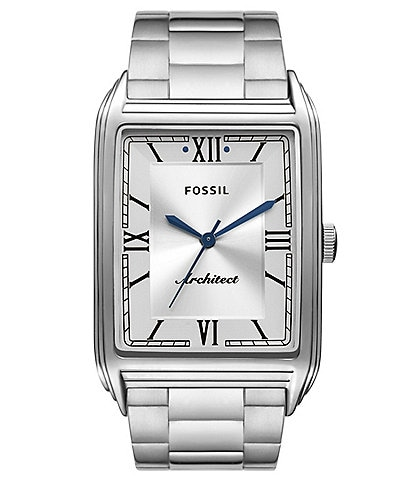 Fossil ARC-03 Three-Hand Stainless Steel Watch