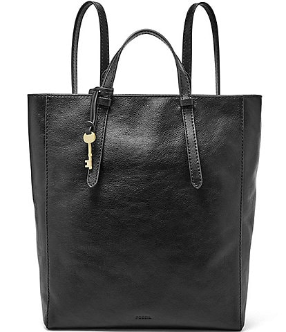 a806f83567b1 Fossil Camilla Convertible Tote Backpack