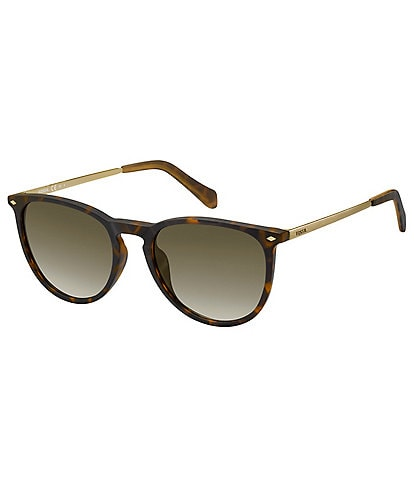 Fossil Combo Pantos Round Sunglasses