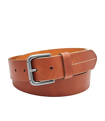 Fossil Gannon Leather Belt