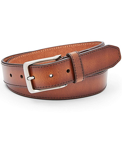 Fossil Griffin Leather Belt