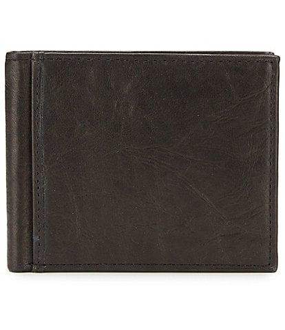 Fossil Ingram Leather RFID-Blocking Wallet
