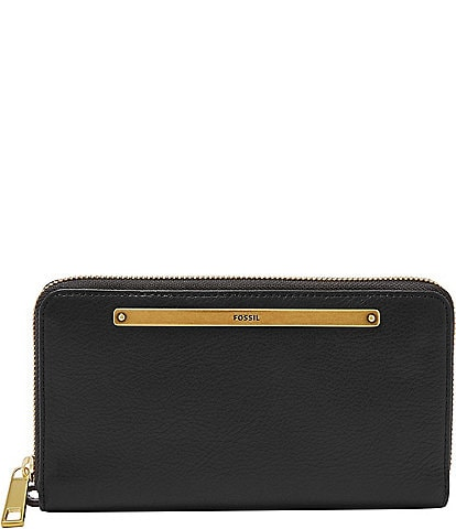 Fossil Liza Zip Around Clutch