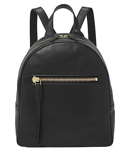 Fossil Megan Mini Leather Backpack
