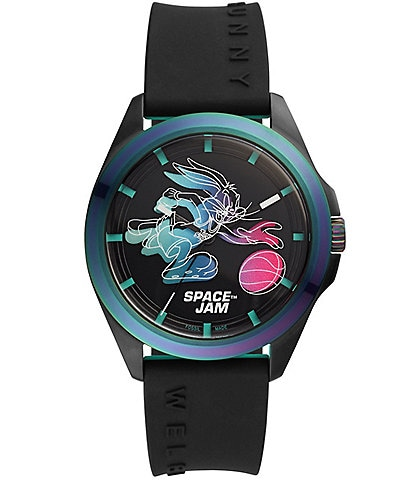Fossil Men's Space Jam Bunny Limited Edition Watch