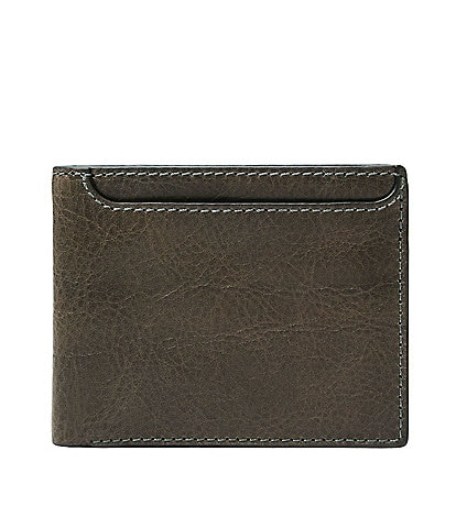 Fossil Morris Leather Bifold Wallet with ID