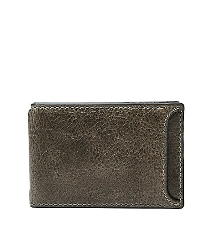 Fossil Morris Money Clip Leather Bifold Wallet
