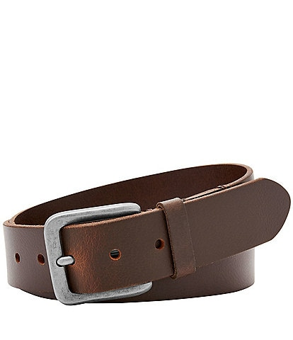 Fossil Otis Leather Belt