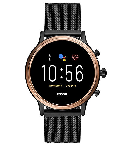 Fossil Q Gen 5 Julianna HR Smartwatch