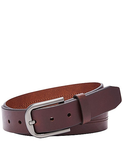 Fossil Samson Leather Belt