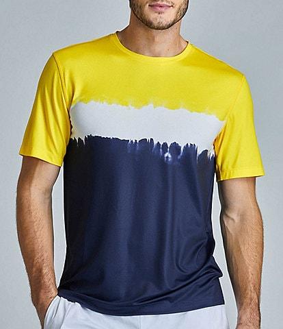 Fourlaps Smash 2.0 Tie-Dye Short-Sleeve Training T-shirt