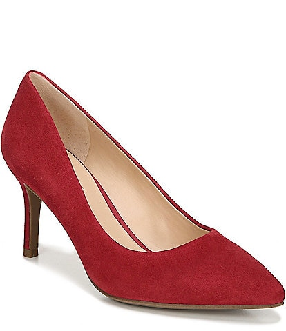 Franco Sarto Bellini Suede Pumps