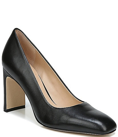 Franco Sarto Gianna Leather Pumps