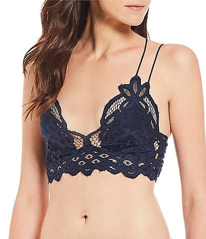 Free People Adella Crochet Bralette