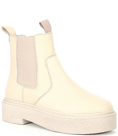 Free People Carmel Leather Chelsea Boots