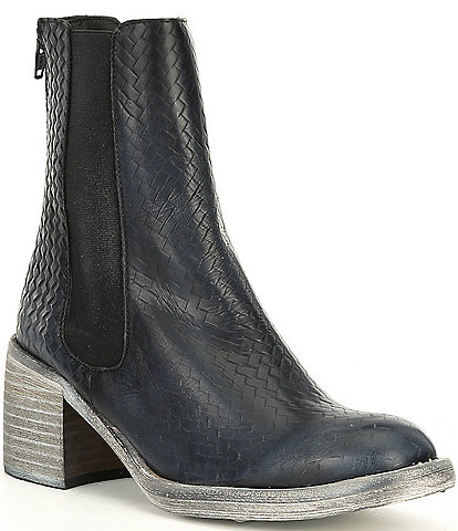 Free People Essential Chelsea Leather Boots