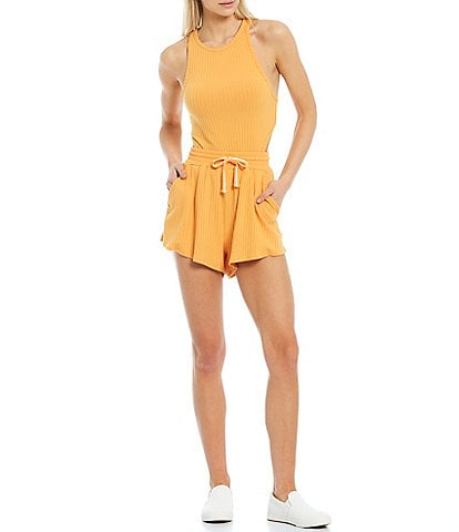 Free People FP Movement Blissed Out Romper