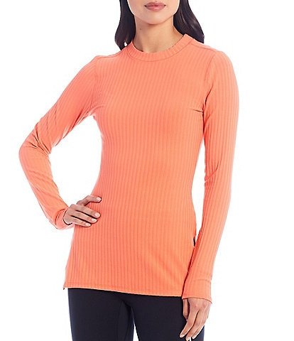 Free People FP Movement Blissed Out Thumbhole Long Sleeve Pullover