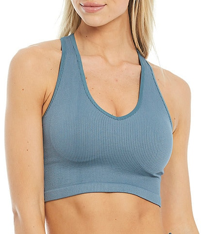 Free People FP Movement Free Throw Crop Bra Top