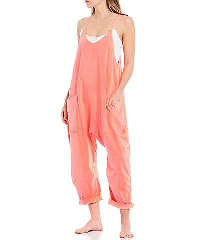 Free People FP Movement Hot Shot Onesie