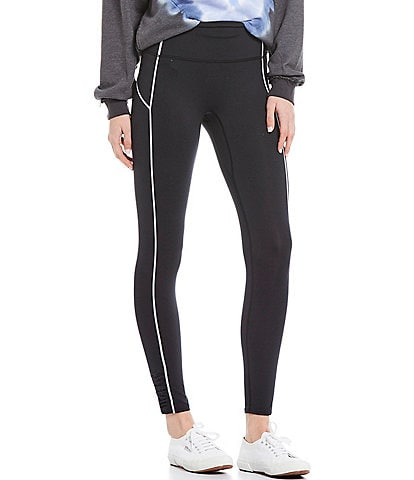 Free People FP Movement You're A Peach Compression Legging