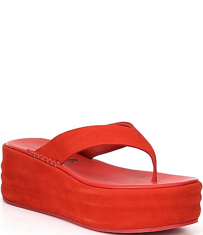 Free People Haven Leather Sandals