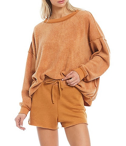 Free People Kelly Solid 2-Piece Lounge Set