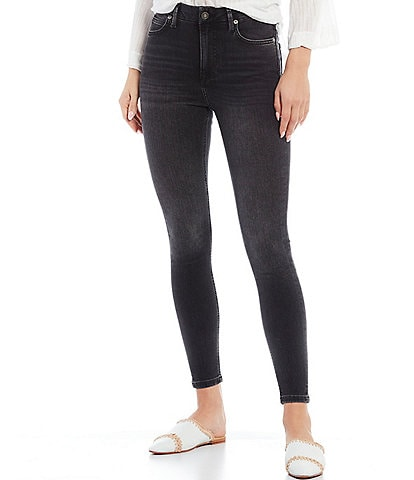 Free People Montana High Rise Skinny Jeans